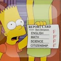 Magia - notas del colegio