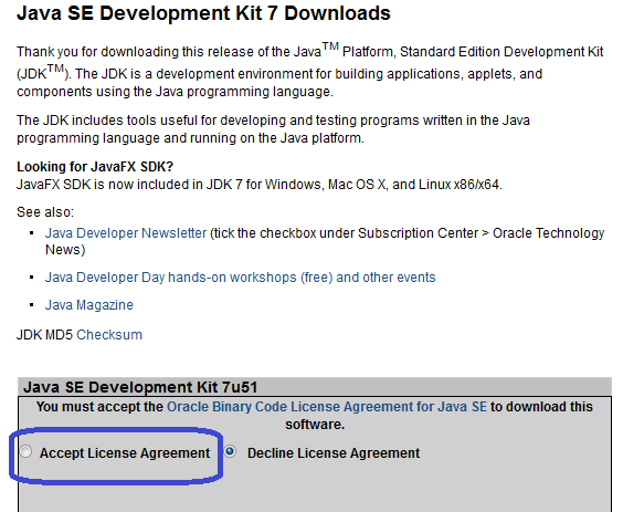 how to accept android sdk build tools license