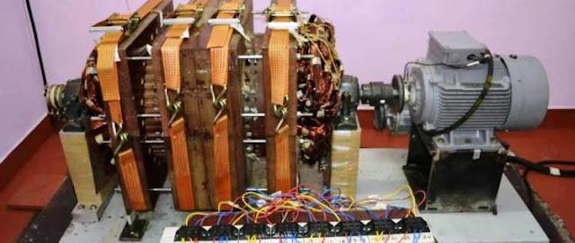 Free Energy Reactionless Generator Paramahamsa Tewari