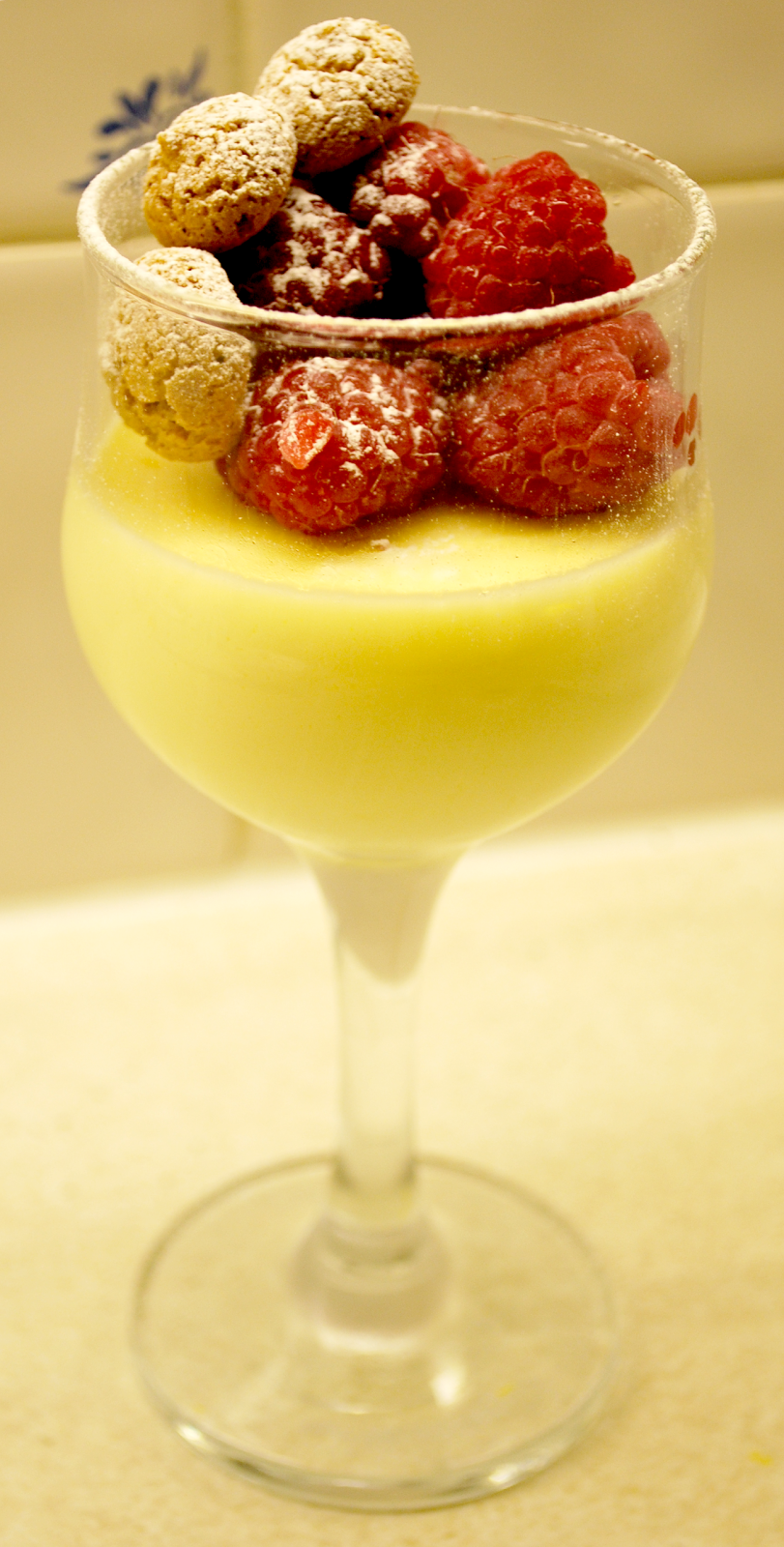 Lemon Posset