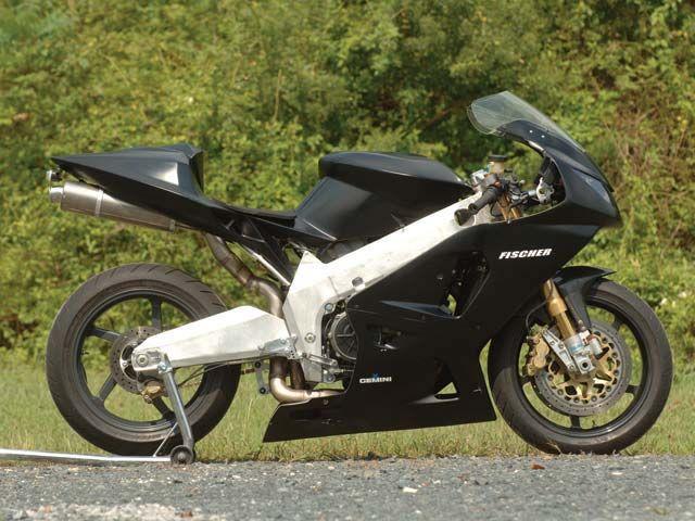 Fischer MR1000 Motorcycle