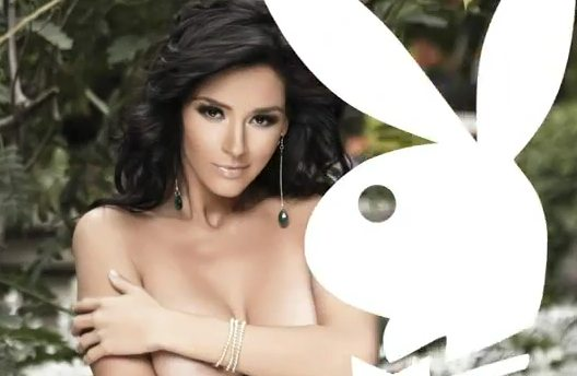 Dorismar Playboy Junio 2012