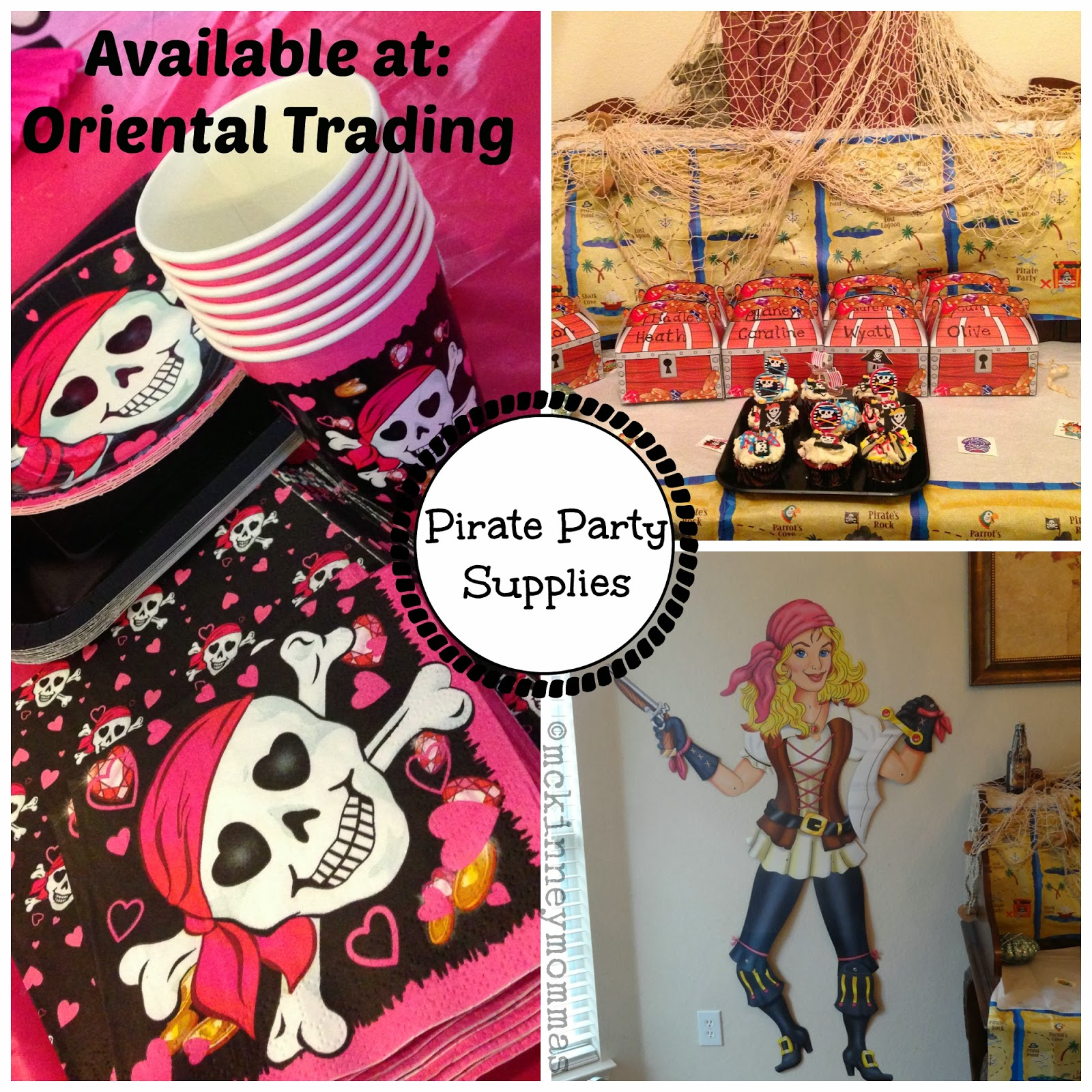 McKinney Mommas: How To Throw A Toddler Pirate Party #