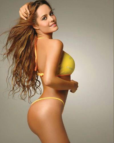 Trinidad girl big tits