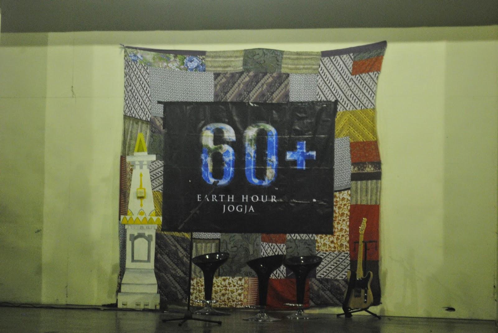 Earth Hour Yogyakarta