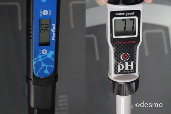 TDS/pH