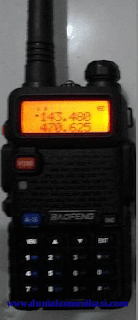 radio ht baofeng uv5r