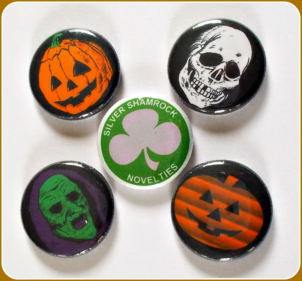 The Horrors of Halloween: HALLOWEEN III Prints, Buttons, Magnets ...