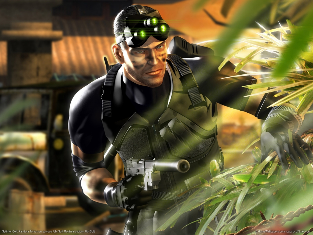 splinter cell pandora tomorrow wallpaper - photo #5