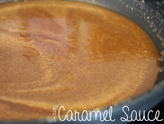 A quick and easy caramel sauce recipe #Foodie #YUM #Dessert #Caramel #Recipe