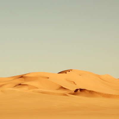iPhone Wallpaper: Sand Dunes
