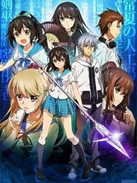 Strike the Blood lista de capitulos sub Español Ver online Descargar