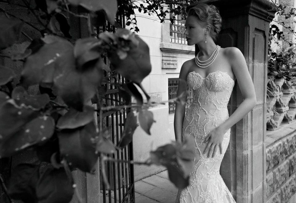 Galia Lahav 2012 Wedding Dress