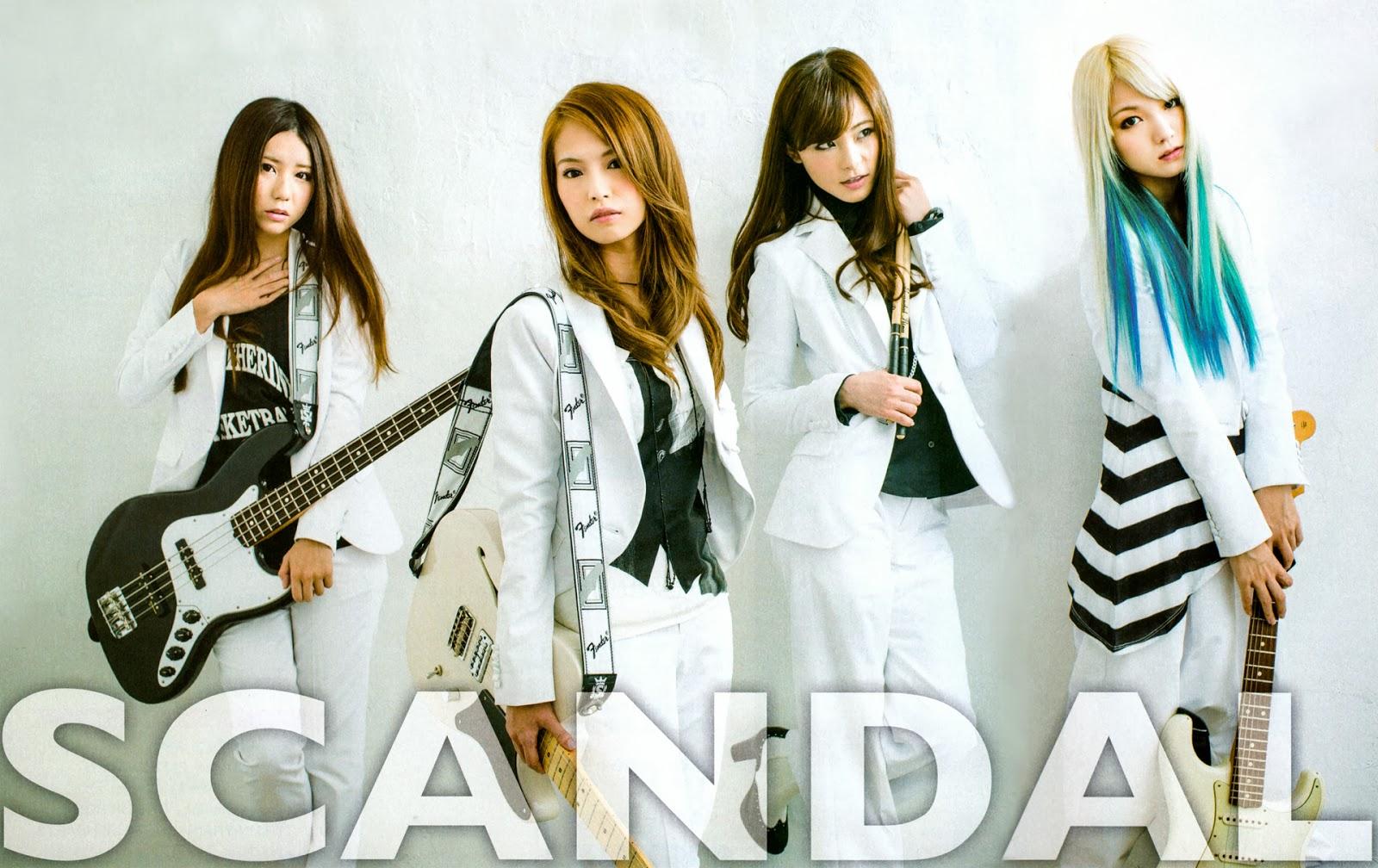 Scandal Band Tour