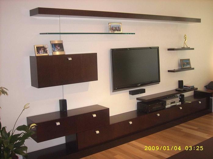 Amobla tu cocina living y comedor for Muebles modernos para living