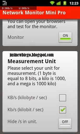 Network Monitor mini pro Injek Android Telkomsel Optimus Droid update terbaru 2014 dengan tutorial