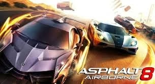 asphalt 8 airborne apk terbaru
