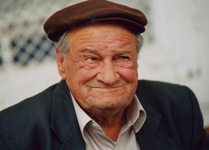 casquette homme vieux