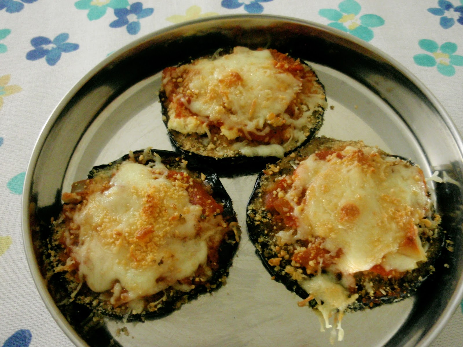 Recipe World Eggplant Pizza Or Eggplant Parmesan