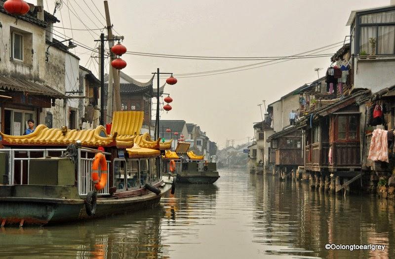 ShanTang Old Street, Suzhou, China