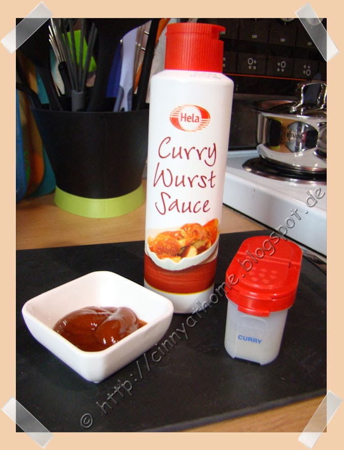 Curry Wurst Sauce