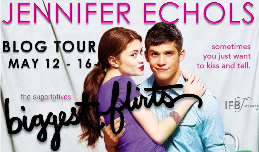 Biggest Flirts by Jennifer Echols