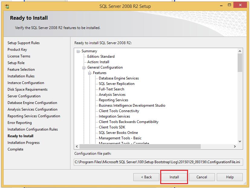 SQL Server 2008 R2 Requirements | IT Pro