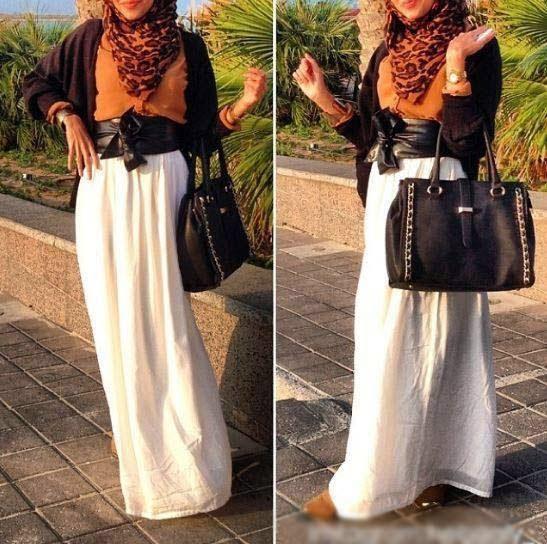 Extrêmement longue pas cher hijab CX59