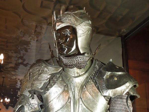 King Stefan Maleficent armour detail