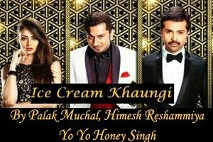 Ice Cream Khaungi