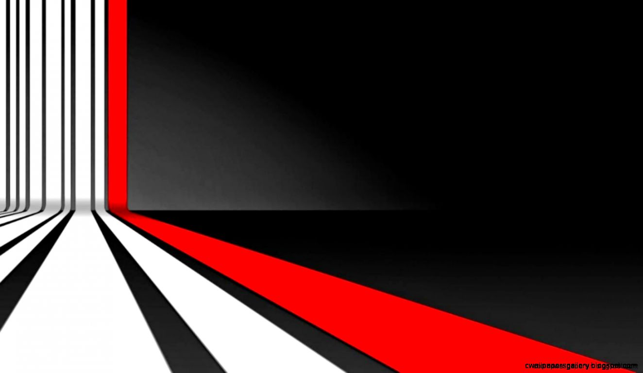 Black White Red Abstract  Img Need