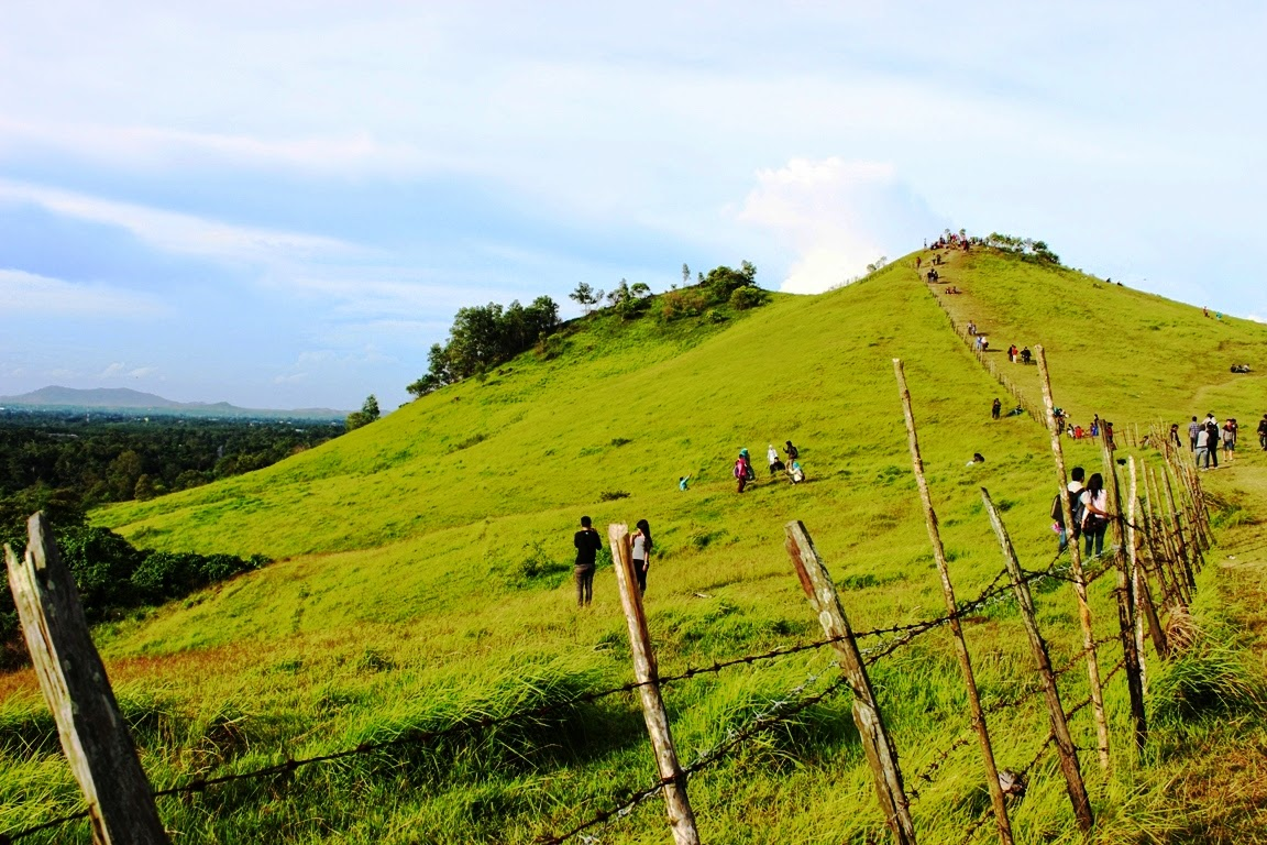 Bukit Rimpi (Bukit Teletubbies) - Pelaihari, Tanah Laut