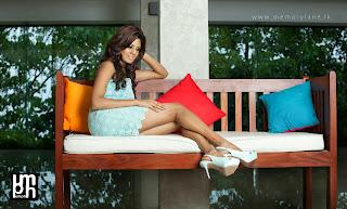 Ashini Perera sexy hot legs thighs