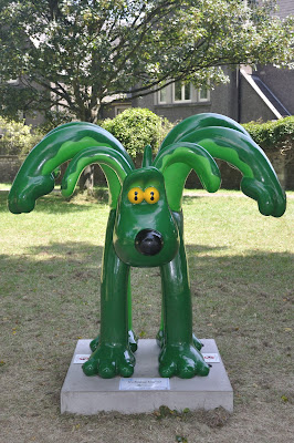 It's Kraken, Gromit! (front view)