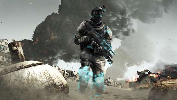Tom Clancy's Ghost Recon: Future Soldier HD Wallpaper
