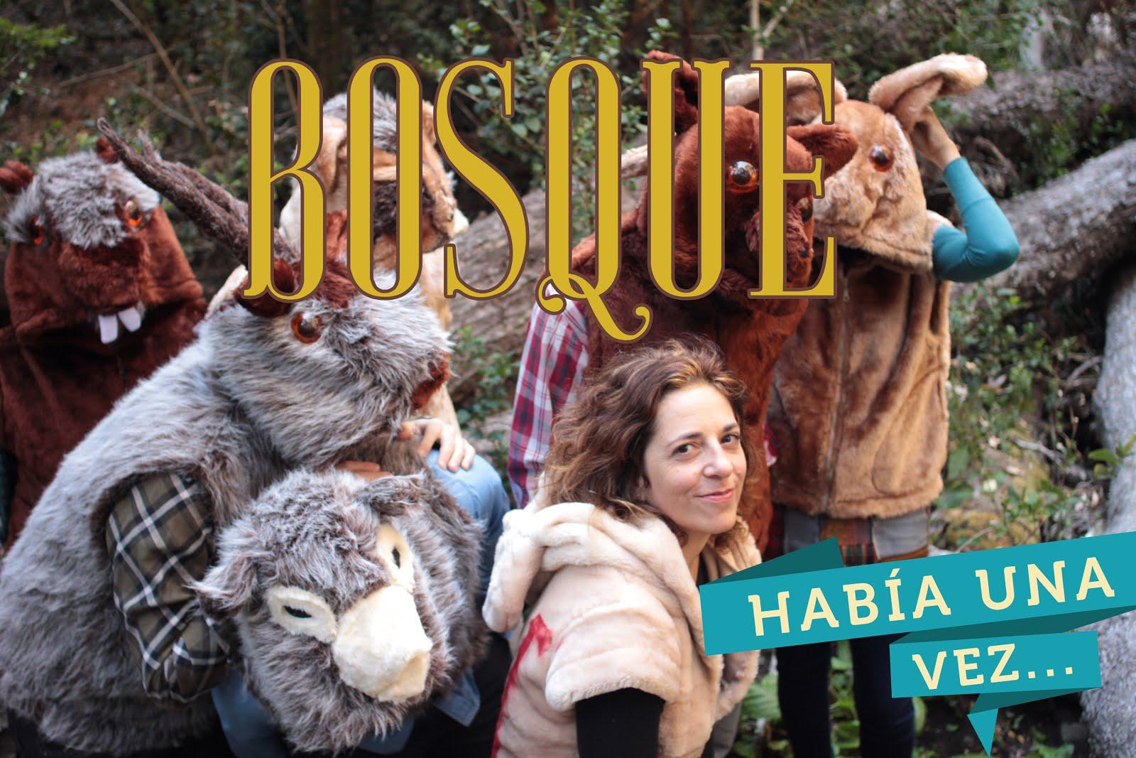 Bosque Mariana Cincunegui en concierto