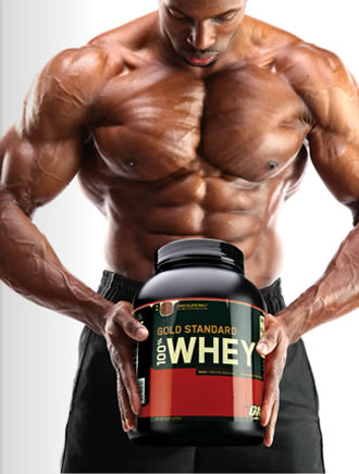 100% Whey Gold Standard (5 LB) = $90