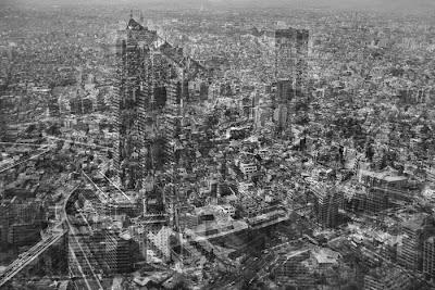 Michael Najjar Netropolis: Shanghai