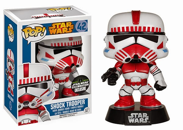 Funko Pop! SHOCK TROOPER