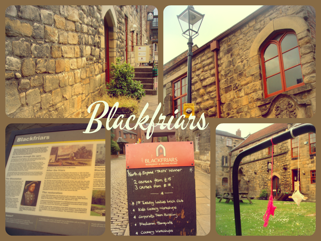 Blackfriars, Newcastle