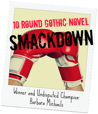 10 Round Gothic Novel Smackdown: Barbara Michaels, Winner