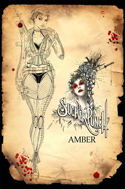 Sucker Punch Amber por jamietyndall