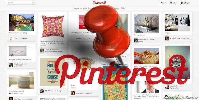 Pinterest como compartir