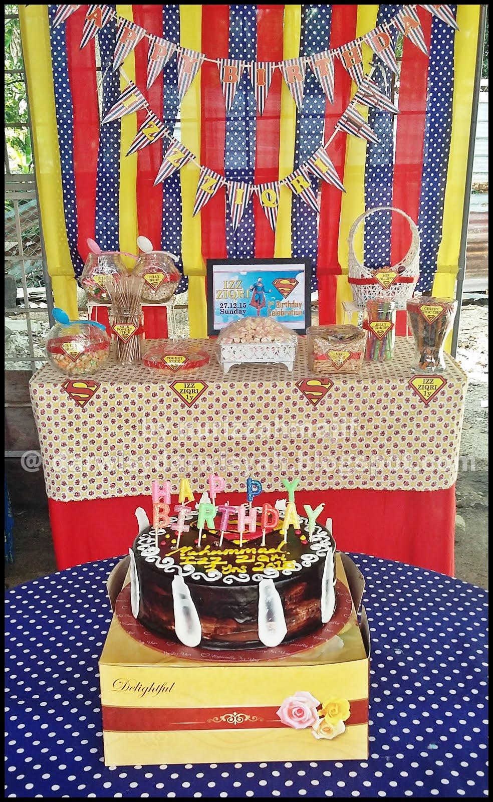 Birthday Celebration Izz Ziqri | 27/12/2015 @ Sungai Besi, Kuala Lumpur