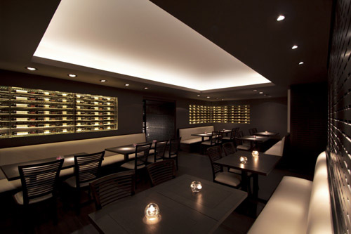 Dim Sum Bar by Hou de Sousa Interior Seats