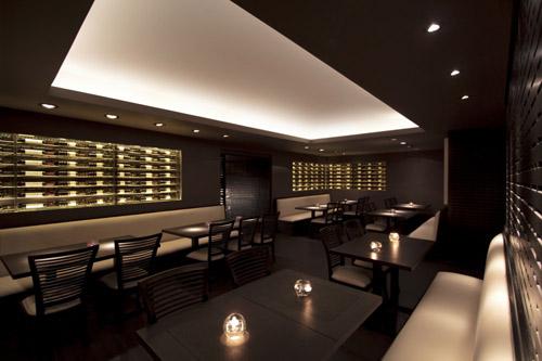 Dim Sum Bar by Hou de Sousa Interior Seats