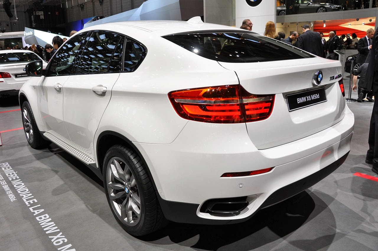 Bmw X6 M50d Prices Photos