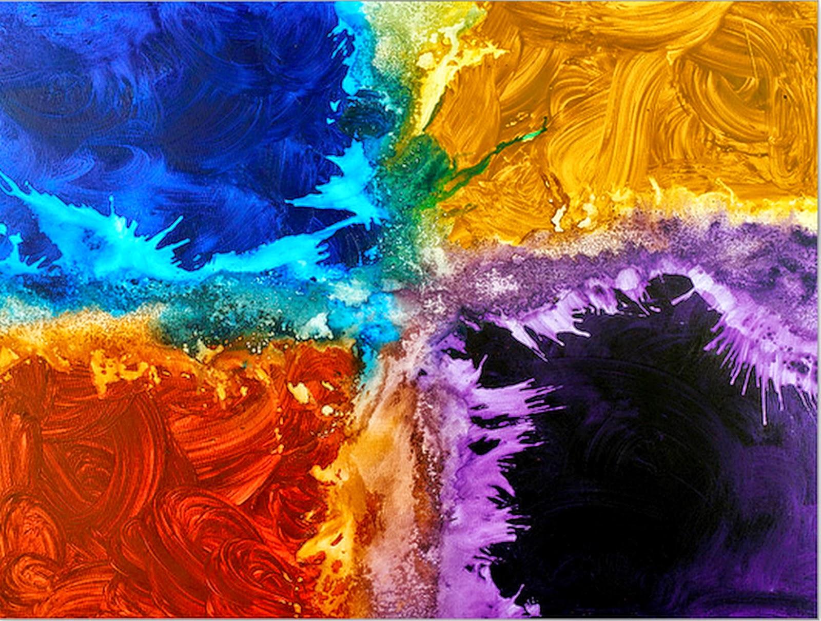Cuadros modernos preciosos modernos y abstractos for Fotos de cuadros abstractos sencillos