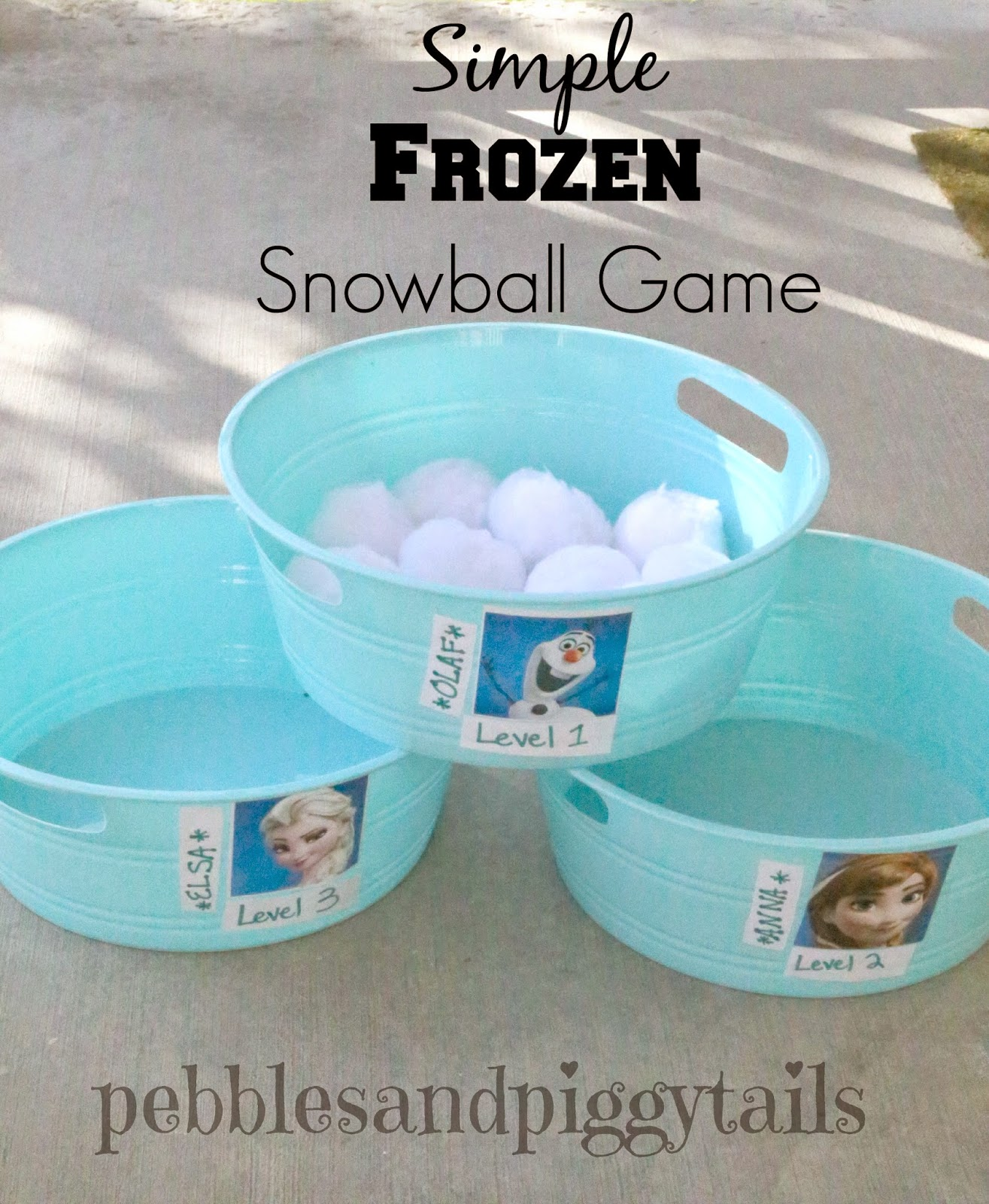 simple frozen birthday party ideas 2 making life blissful