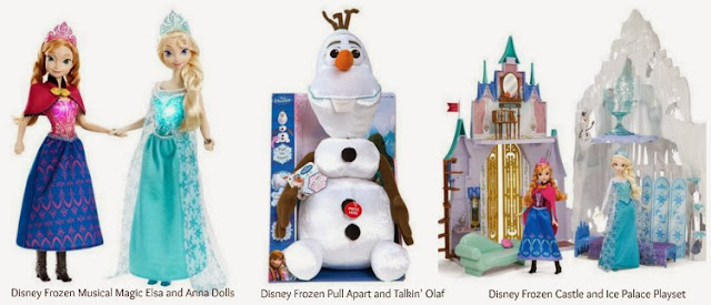 Disney Celebrates Family Bonds and Epic Storytelling in New Frozen Product Collection Available in Stores Now